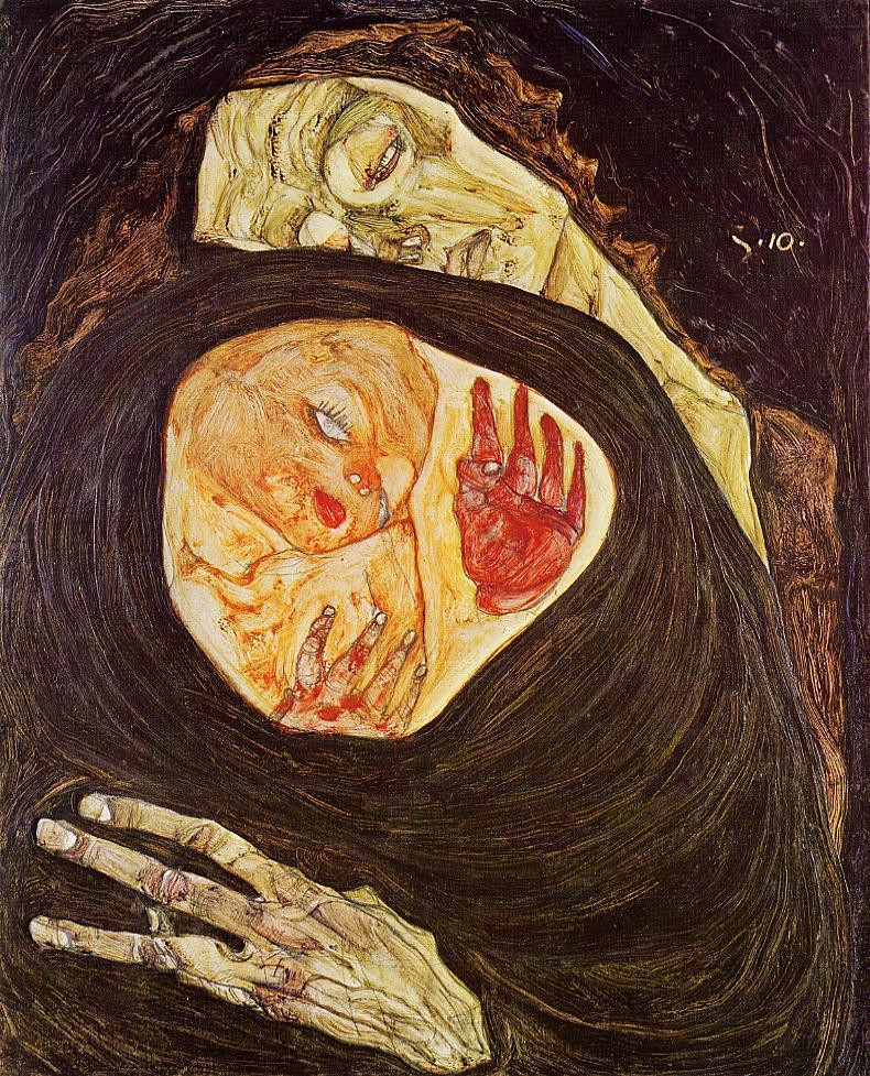 Dead Mother, 1910